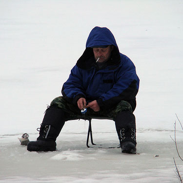Ice Fishing (Photo: Andrey)