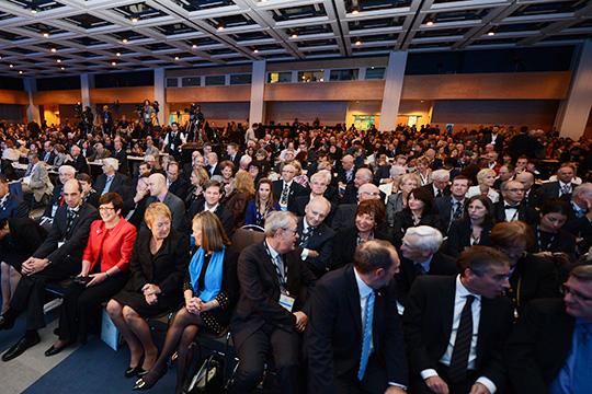 2012 International Summit of Cooperatives