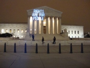 Rights are for the People on the Supreme Court