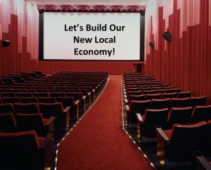 Lets build a new economy!