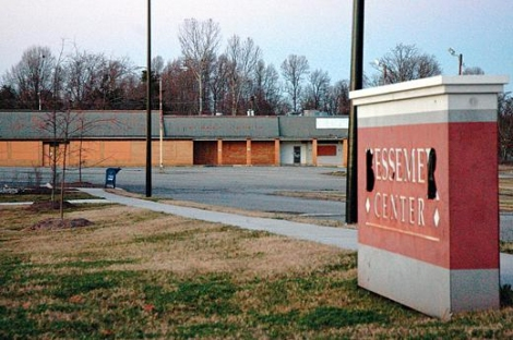 Bessemer Center, Northeast Greensboro (Photo by Eric Ginsburg, Yes Weekly)
