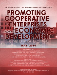 Jackson Rising: The New Economies Conference