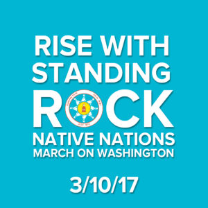 Travel matching grants available for Standing Rock March on Washington
